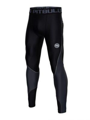 Компрессионные штаны Pro plus (BLACK/GREY)