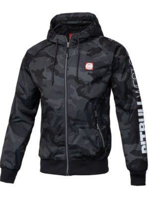 ветровка Athletic 10 black camo