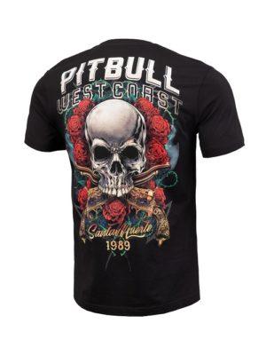 футболка Santa Muerte