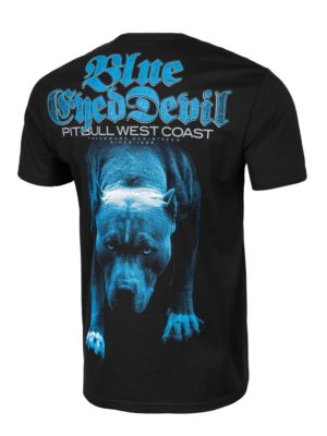 Футболка blue eyed devil 21