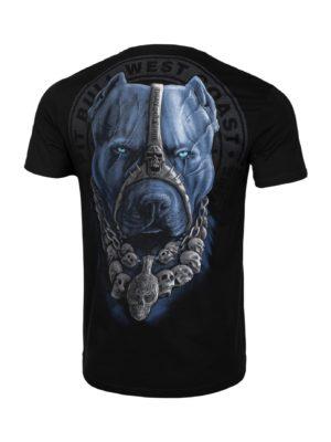 ФУТБОЛКА SKULL DOG 18 (BLACK)