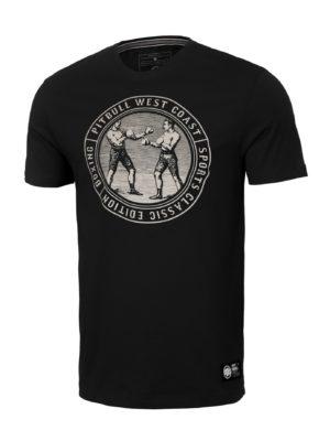 Футболка Vintage boxing black