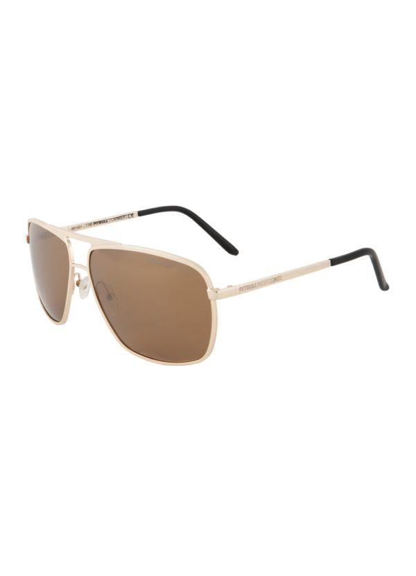 Солнечные очки LARMIER golden /brown
