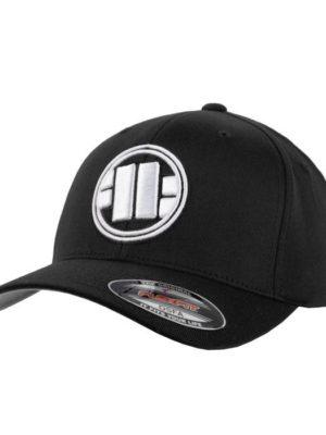 Кепка logo black (открытая)