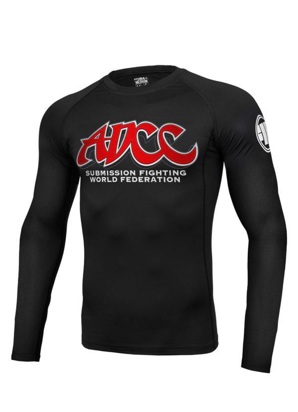 РАШГАРД ADCC BLACK/red